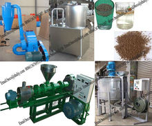 Floating fish feed machine for chicken, rat, dog, rabbit fodder//008613676951397