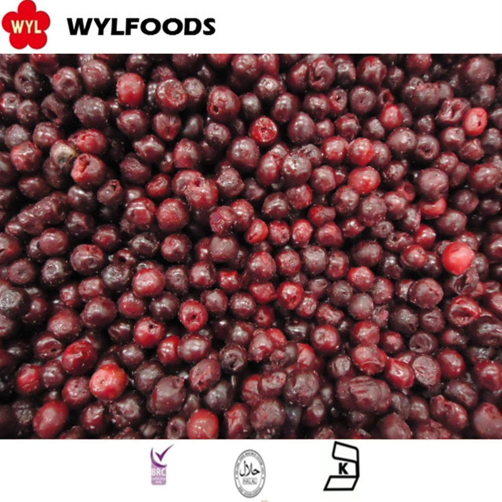 Best Price Bulk wholesale Frozen Sour Cherry