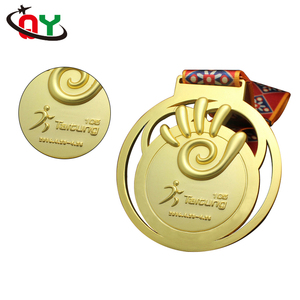hot sale custom zinc alloy memorial medal event marathon race medal running sports medal with ribbon