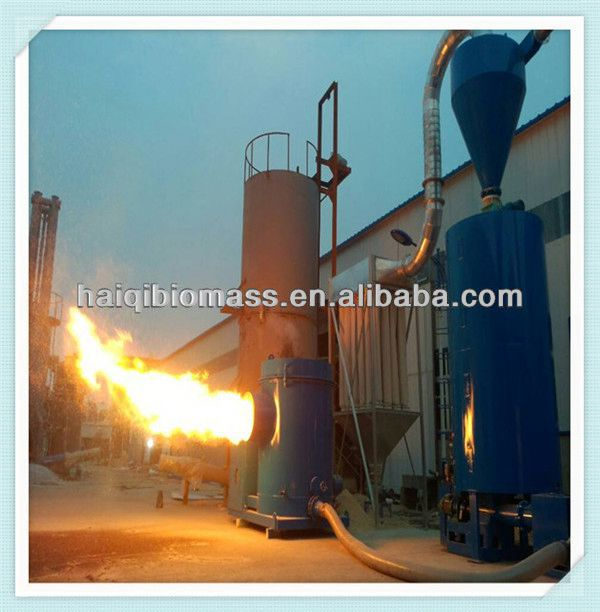New High efficiency energy saving 2.5mw biomass gasification power plant for boilers