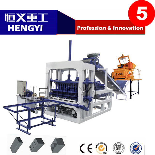 Concrete Block Splitter/ block machine for sale/brick machine