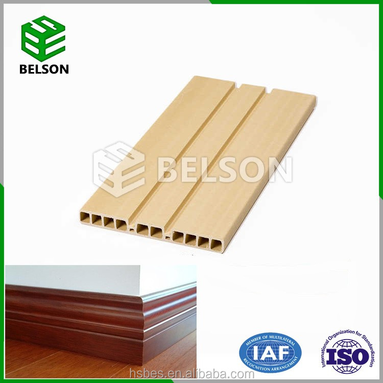 2016 New Products Plastic Beading For Skirting Boards