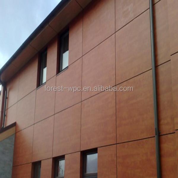 panel de fachada exterior fachada panel decorativo wpc paneles