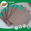 2mm--6mm dark brown masonite hardboard for automotive