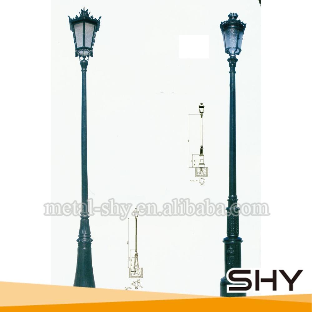 3m Clic Antique Cast Iron Lamp Post