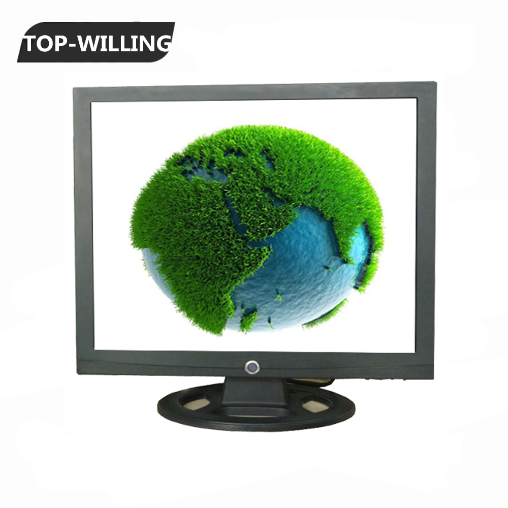 19 inch TFT LCD Monitor VGA with 1280*1024 Resolution Laptop Monitor PC