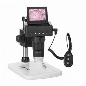 New Cheaper HDMI 1080P LCD TV USB microscope different stand HD 230X Digital Microscope manufacturer