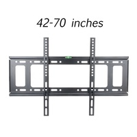 vertical fixed led 42 to 70 inch tv wall mount