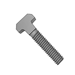 Metric steel T-head bolts