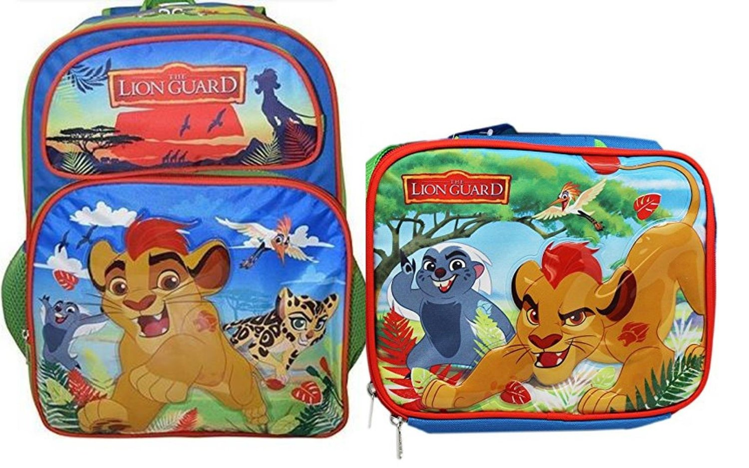 89682693049 Buy Disney Lion Guard 12 inch Backpack  amp  Insulated Lunch Box in Cheap  Price on m.alibaba.com