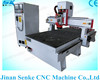 Professional wood router ATC Woodworking CNC Router SKW-1325L with X axis 1300mm and Y axis 2500mm and Z axis 300mm