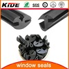 OEM waterproof rubber seal strip glazing gasket for windows