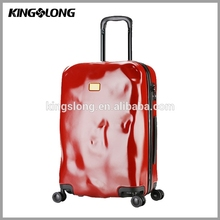 China luggage factory luggage cover travel luggage case