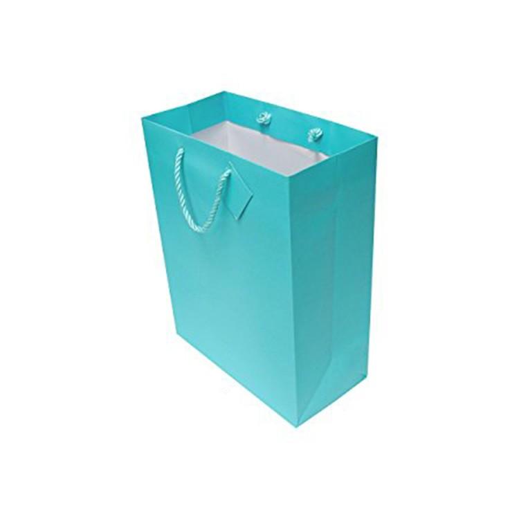 Saco de papel kraft de fábrica china Kraft Saco de Papel de Arte para personalizar