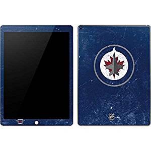 NHL Winnipeg Jets iPad Pro Skin - Winnipeg Jets Distressed Vinyl Decal Skin For Your iPad Pro