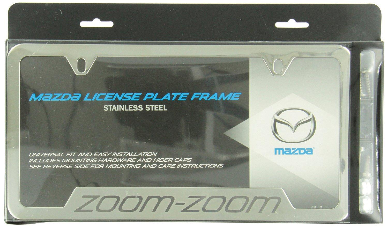 Genuine Mazda Accessories 0000-83-Z03 License Plate Frame