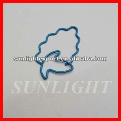 metal paper clips for promotion,stationery item supplier