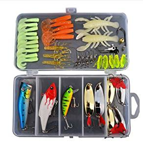 Cheap coho salmon lures find coho salmon lures deals on line at get quotations 45 pcs fishing lures set kit minnow popper vib metal sequins spoon spinner bait soft grubs solutioingenieria Image collections