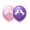 CYmylar 2019 new products 12inch latex balloon Miss to Mrs unicorn latex printing balloons