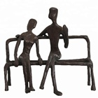 Cast Iron [ Iron Decoration Pieces ] Cast Iron Metal Figurine Handicraft Using For Home Decoration Pieces