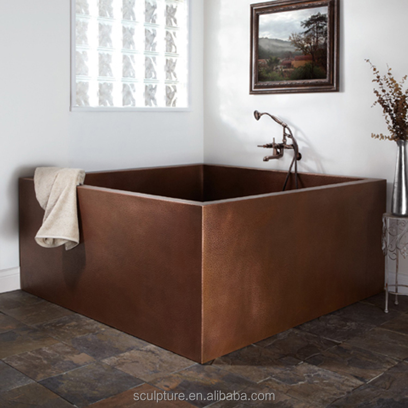 Hammered Copper Bathtub, Hammered Copper Bathtub Suppliers And  Manufacturers At Alibaba.com