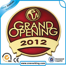 grand opening 2012 lapel pin