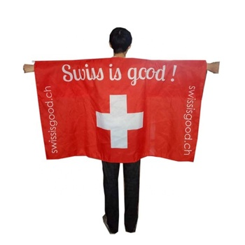 All Countries Flag England Body Cape Flag