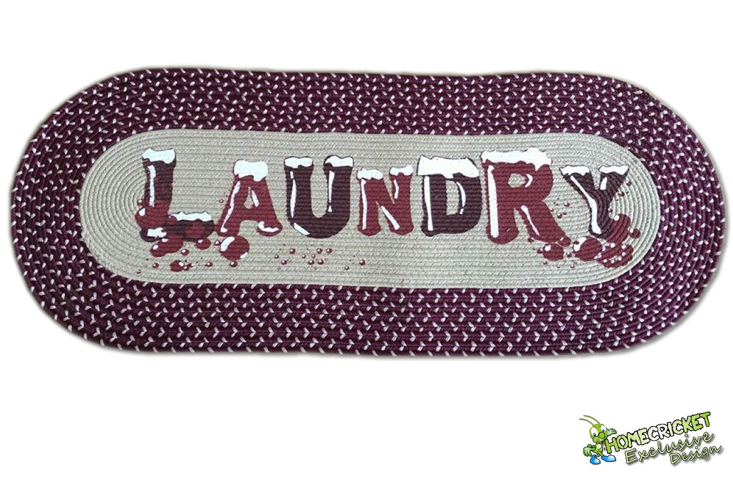 Buy Miles Kimball Laundry Room Rug Runner In Cheap Price On