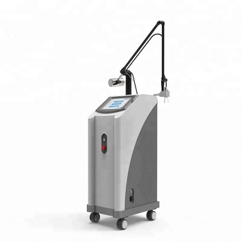 Best effective wrinkle remove and skin care Fractional Fractional CO2 laser RF tube CO2 Fractional laser beauty equipment