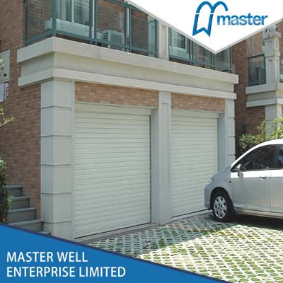 whole sale metal roll up door / roller shutter door