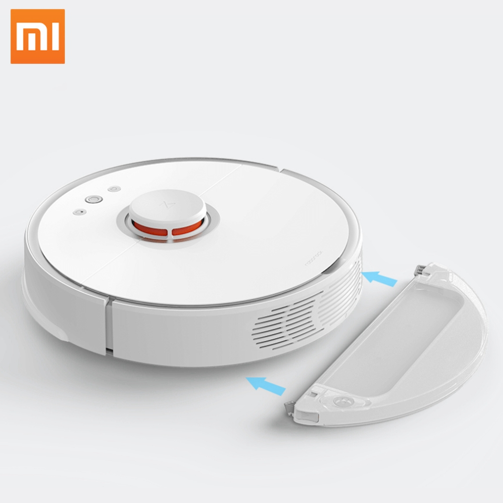 Global Version Xiaomi Roborock S50 Mi Robot Vacuum Cleaner 2nd Generation  With Ce Msds - Buy Xiaomi Vacuum Cleaner,Mi Robot Vacuum Cleaner,Roborock