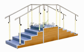 Rehab Centre Equipment Ladder Staircase Physical Therapy Device