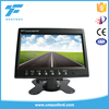 Full hd portable display camera 16:9 adjustable 7'' lcd car monitor