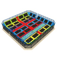 ZED Preço Competitivo fun kids parque <span class=keywords><strong>trampolim</strong></span> <span class=keywords><strong>cama</strong></span> salto para venda