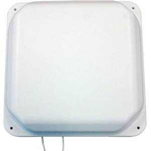 PCTEL Dual Band Sector Flat Panel Antenna for Wi-Fi - 2.4-2.5/4.9-5.9 GHz