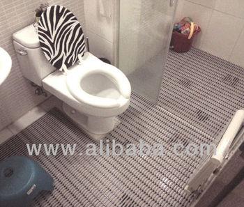 Sechunmat Non Slip Mat Anti Bath Bathroom