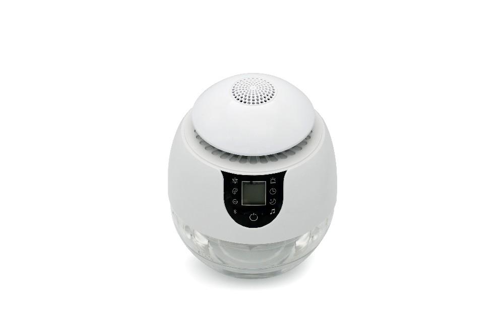 Funglan OEM KJ 170 Household Office Water Air Purifier Led Light Globe Wood Air  Freshener