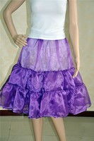 Cheap wholesale puffy saree petticoats Underskirt Bridal Underdress Wedding Petticoat Tulle ball gown women petticoat