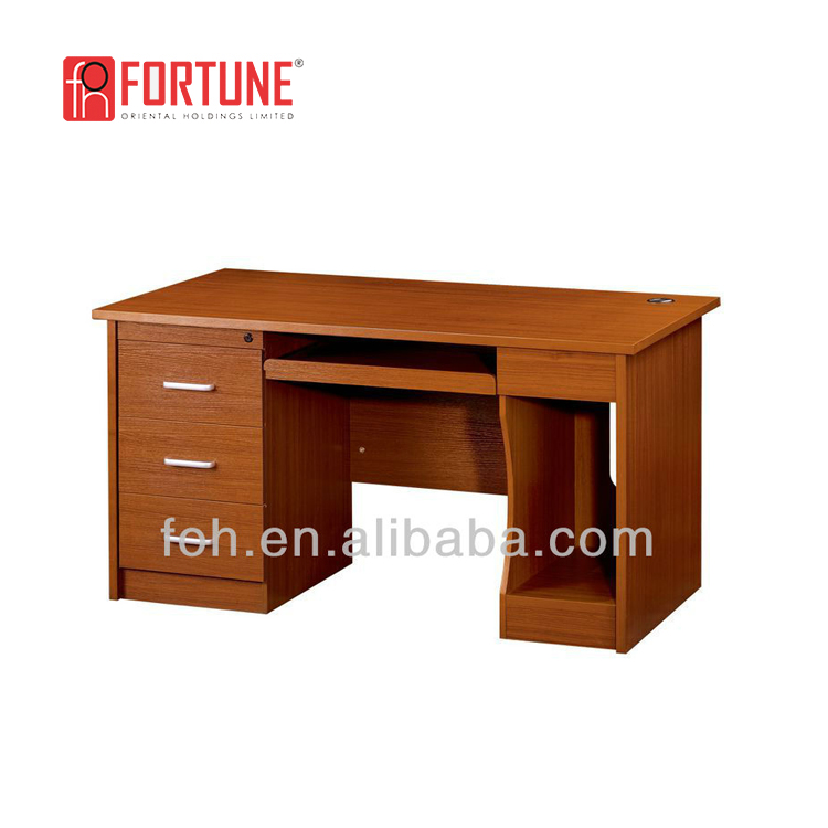 Small Cherry Wood Office Desk Home Computer Fohd1401 Product On Alibaba