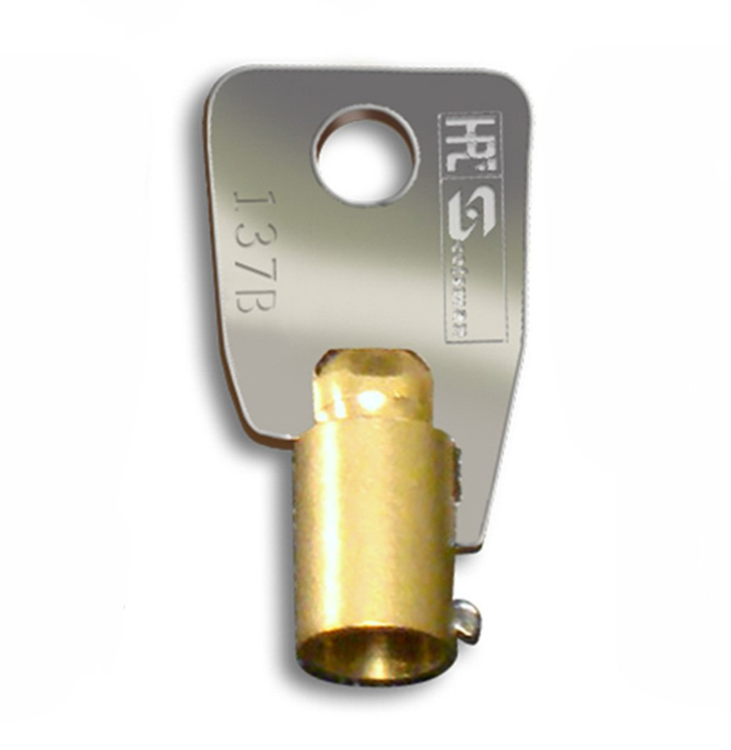 KONE Corporation | Tubular elevator key - STOP/RUN & more - (KONE1)