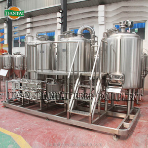 China Micro Brewery beer equipment