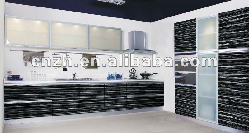 Modern Kitchen Cabinet(acrylic Kitchen Cabinet Door) - Buy Modern ...
