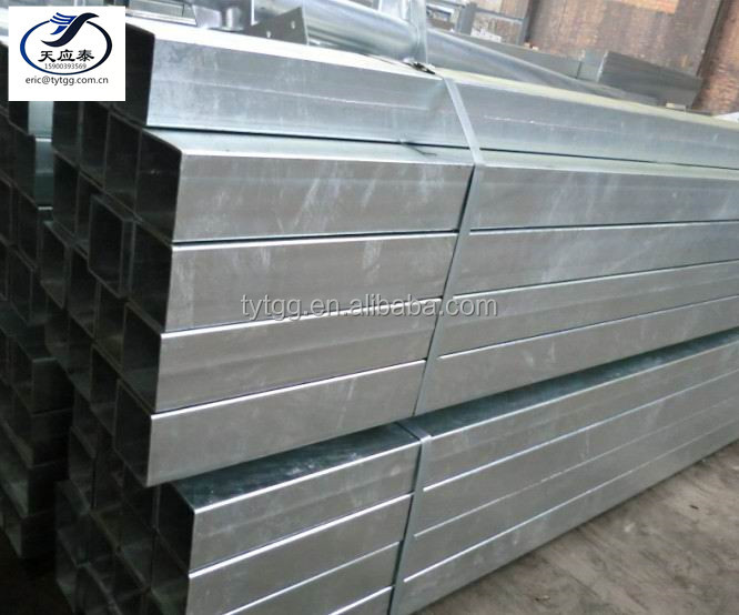 Square/Rectangular Steel Pipe use for window, door ,greenhouse,roof