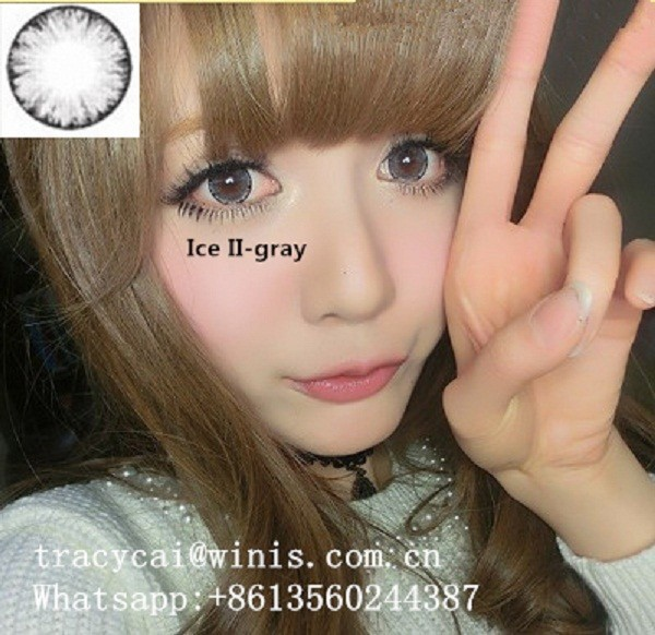lentes de contacto Korea EOS price colored contact lenses 14.5 mm contact lens wholesale
