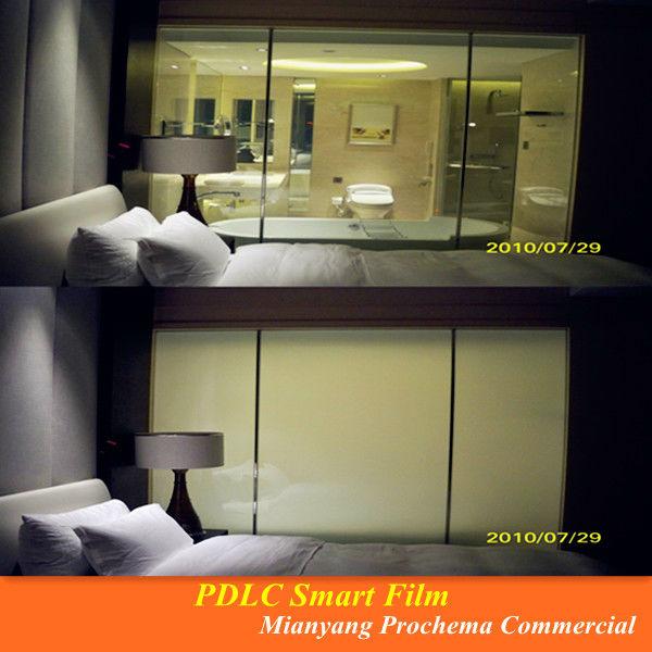 Pel cula de vidrio inteligente precio cristal de construcci n identificaci n del producto - Cristal inteligente precio ...