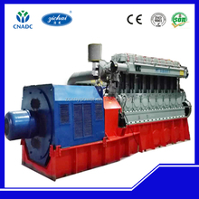 Shandong manufactured durable low speed coal gas power generator prices