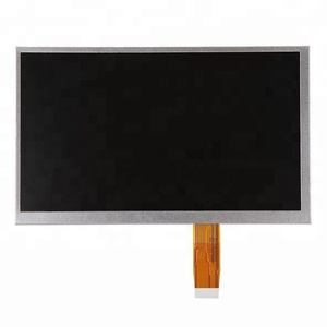 LED Backlight AT070TN07 V.A INNOLUX 7 inch TFT LCD Screen 480*234 Resolution 200 Nits