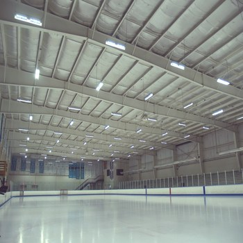 Prefabricated Metal Roof Truss Steel Structure Function