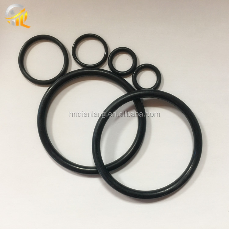 Normal Standard Industrial Viton Nok O-Ring Rubber Product