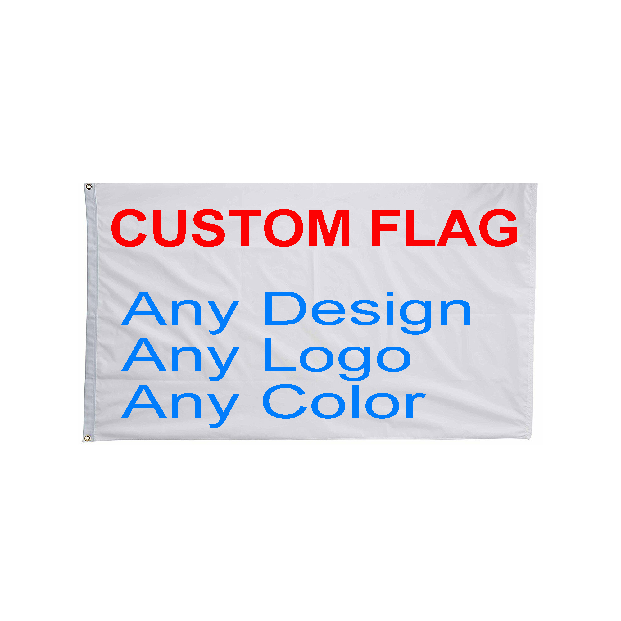 1 pc available 3x5 Ft 90x150cm Customize Print Custom Logo <strong>Flag</strong>